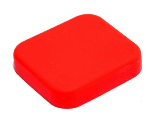 GoPro Hero 5 Silicone Lens Cover HERO 5 Protective Soft Silicone Cover Red